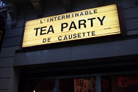 L'Interminable Tea Party de Causette
